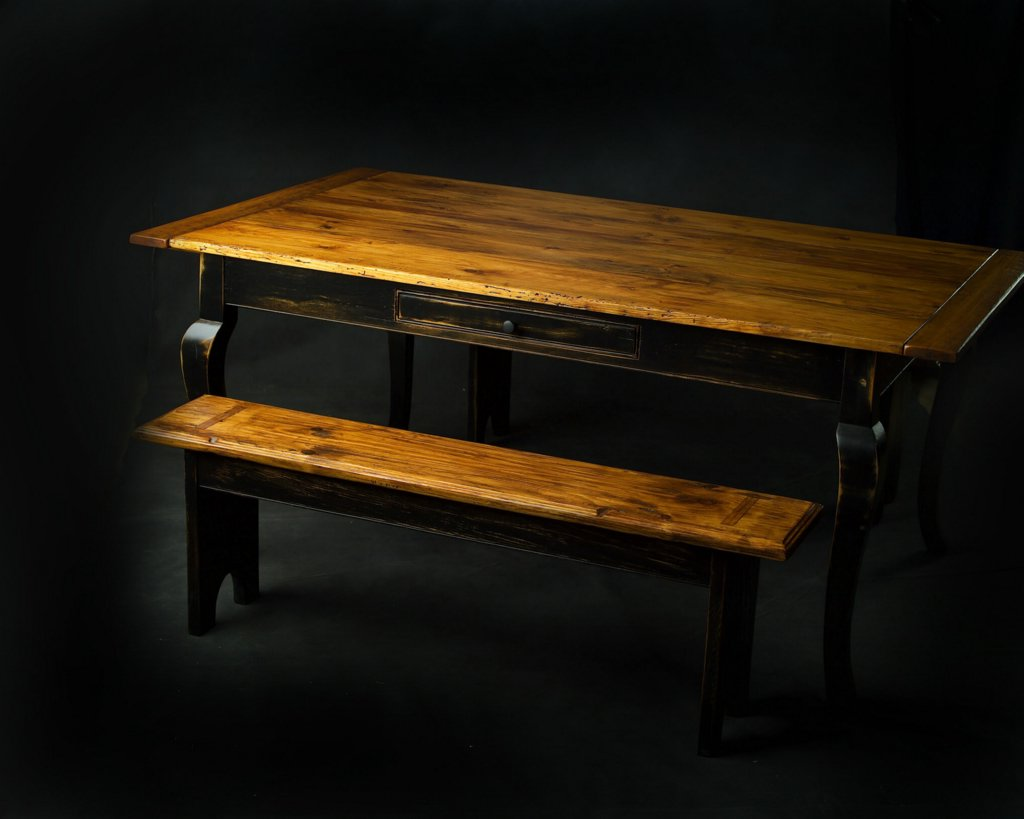 Attirant Here At Mobili Farm Tables, We Use Eco Friendly 200 Year Old Historic  Antique Heart Pine Reclaimed By Us Exclusively From Camp Sevier In  Greenville, ...